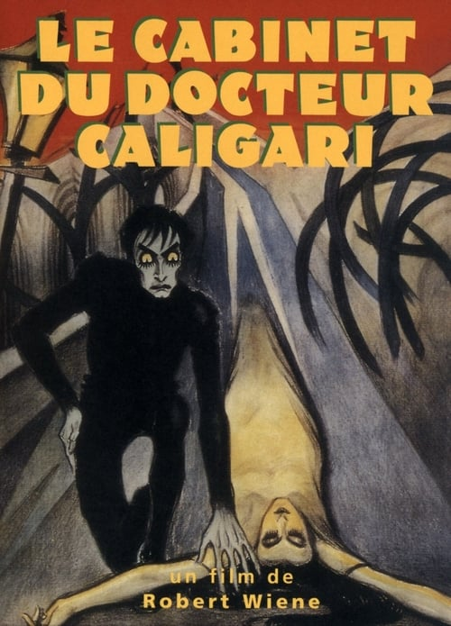 Regarder Le Cabinet du docteur Caligari (1920) Streaming HD FR