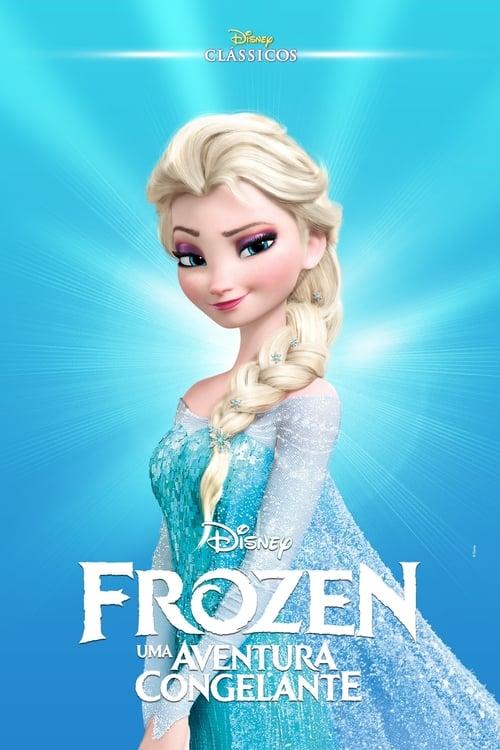 Assistir Frozen: Uma Aventura Congelante - HD 720p Dublado Online Grátis HD