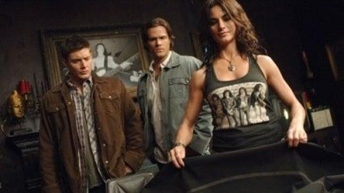 supernatural - Season 4 - Episode 1: Lazarus Rising