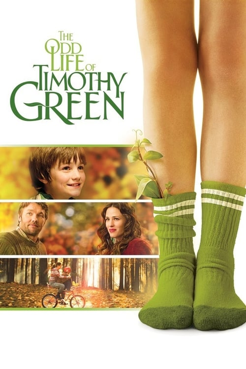 Largescale poster for The Odd Life of Timothy Green