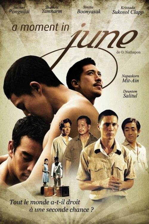 A Moment in June (2009) Poster