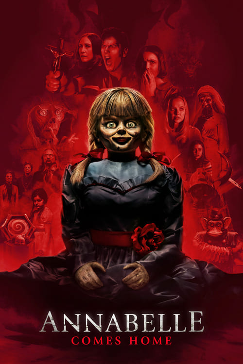Annabelle Comes Home Hindi Dubbed Movie Watch Online