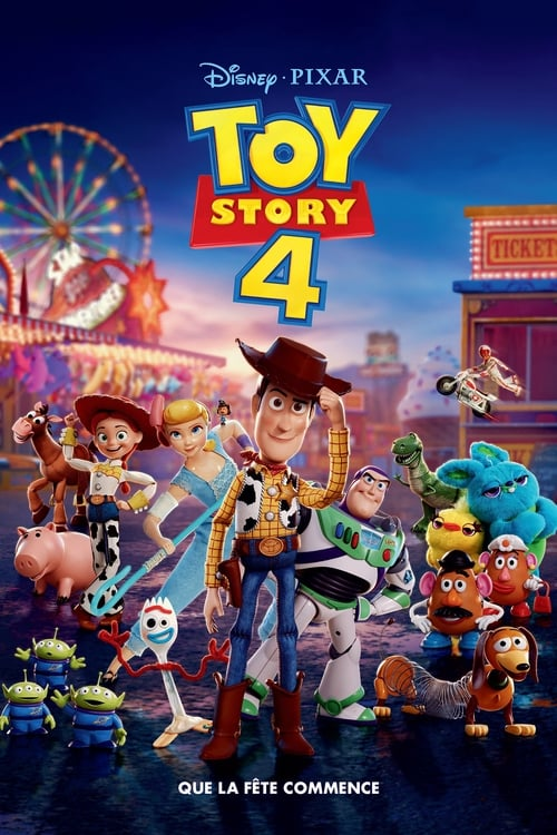 Regardez Toy Story 4 Film en Streaming VF