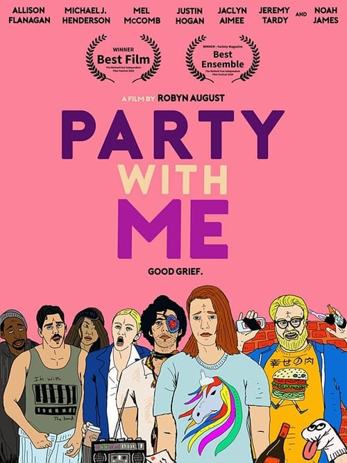 Party with Me Poster