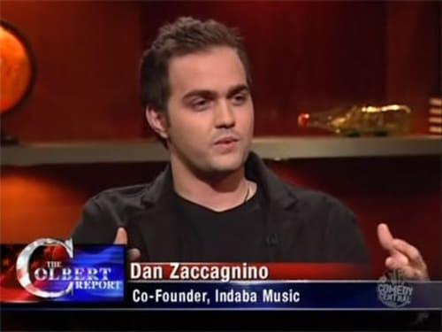 The Colbert Report: Season 5 – Episod Dan Zaccagnino