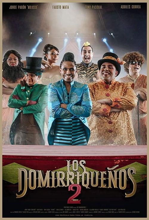 Los Domirriqueños 2 2019