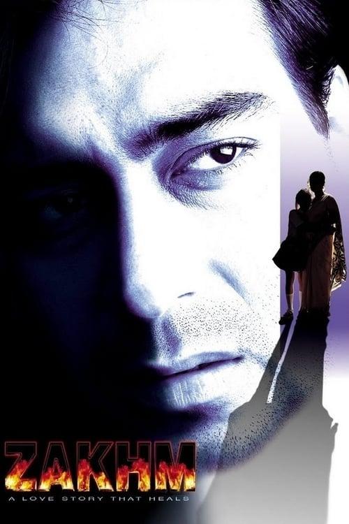 Zakhm Movie Poster
