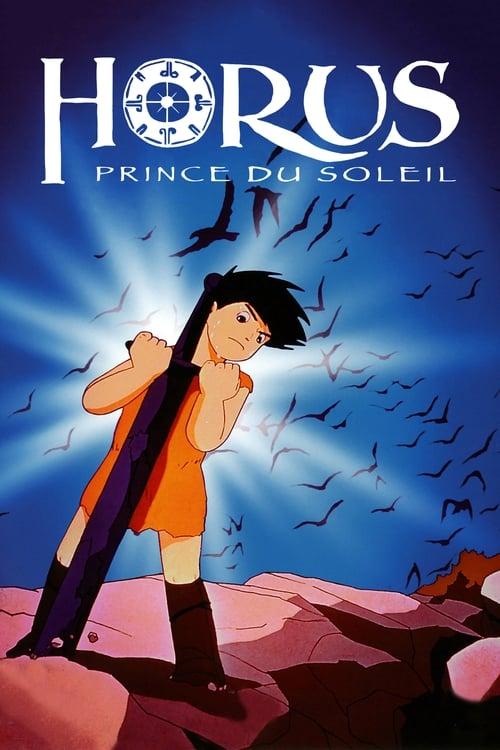 Voir Horus, prince du soleil (1968) streaming vf