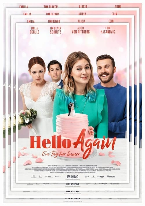 Hello Again - A Wedding A Day (2020) Poster