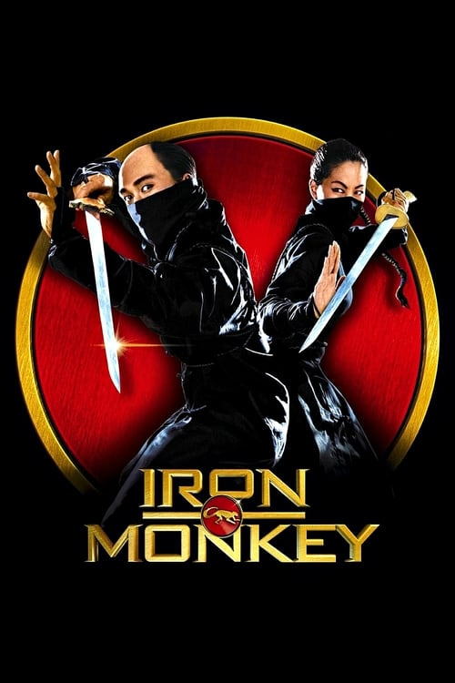 Largescale poster for Iron Monkey
