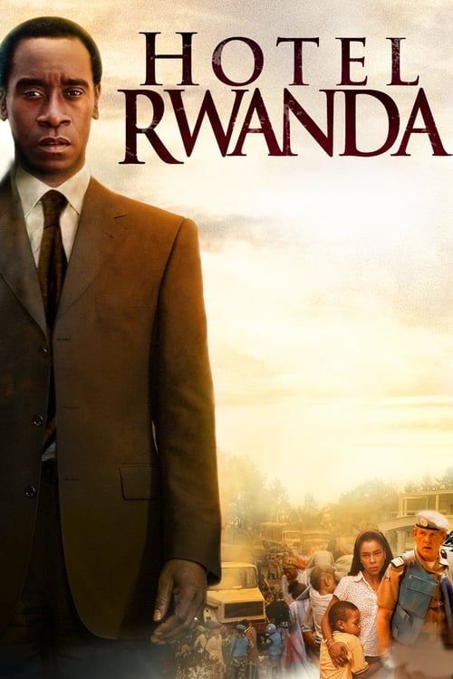 Largescale poster for Hotel Rwanda