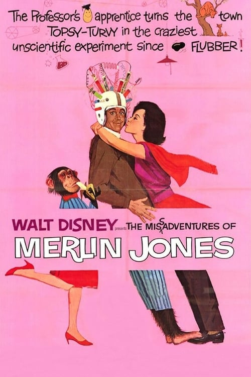 Stáhnout The Misadventures of Merlin Jones Plná Duplikát