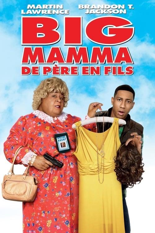 Regarder Le Film Big Mamma : De père en fils Avec Sous-Titres Français