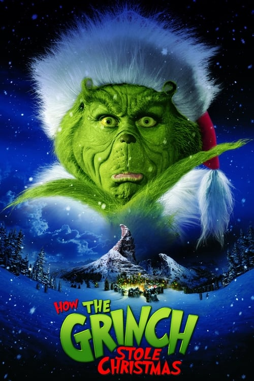 Streaming How the Grinch Stole Christmas (2000) Best Quality Movie