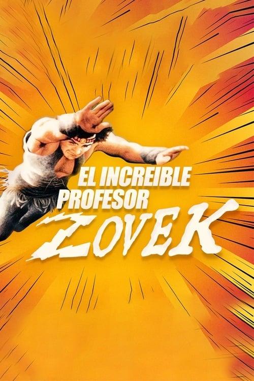 The Incredible Professor Zovek 1972