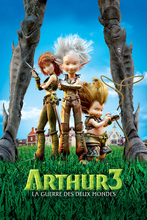[HD] Arthur 3 : La guerre des deux mondes (2010) streaming Disney+ HD