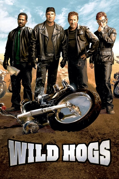 Largescale poster for Wild Hogs
