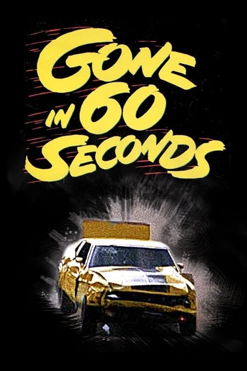 Gone in 60 Seconds (1974) Poster