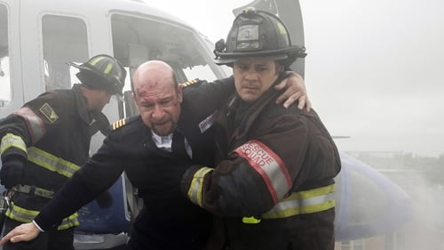 Chicago Fire: Season 3 – Episode Chopper