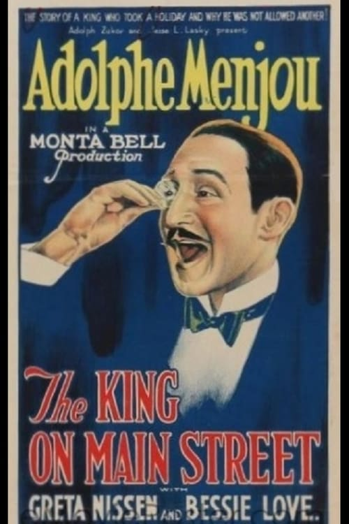 The King On Main Street (1925)
