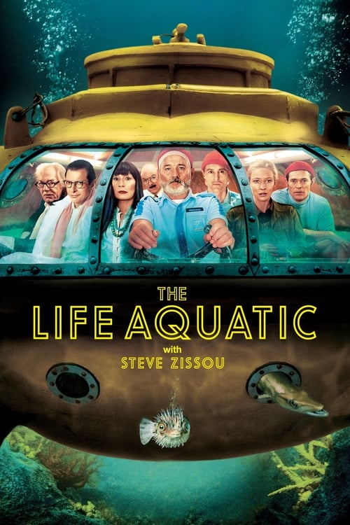 Nonton Drama Korea The Life Aquatic with Steve Zissou (2004)