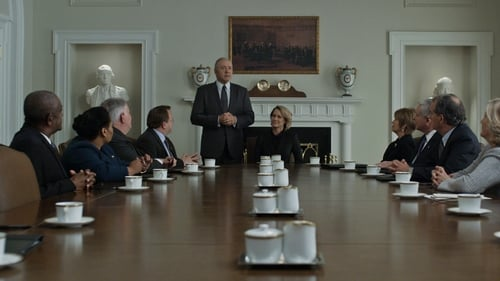 House of Cards - Season 5 - Episode 9: Chapter 61