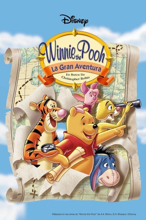 Película La gran aventura de Winnie the Pooh Gratis En Español