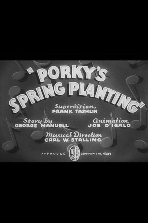 Assistir Porky's Spring Planting Online
