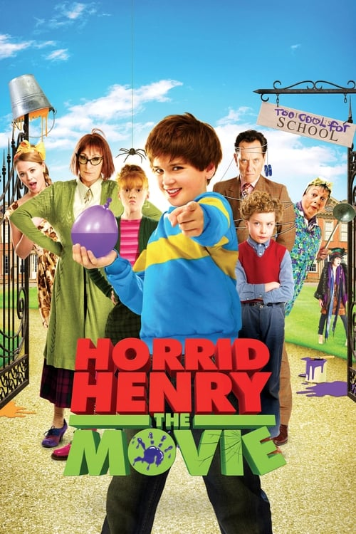Horrid Henry: The Movie (2011)