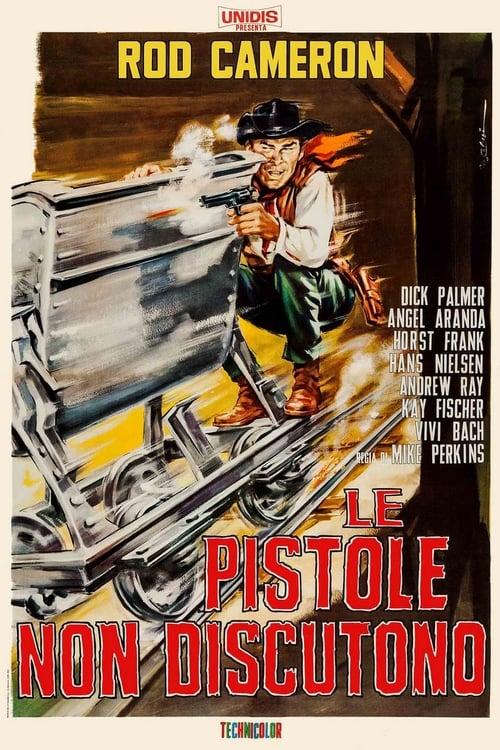 Stáhnout Film Le pistole non discutono V Dobré Kvalitě Torrent