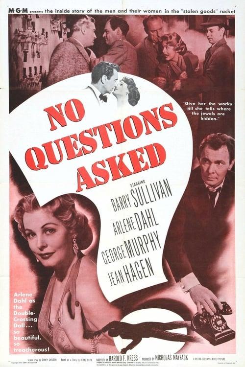Ver No Questions Asked En Línea