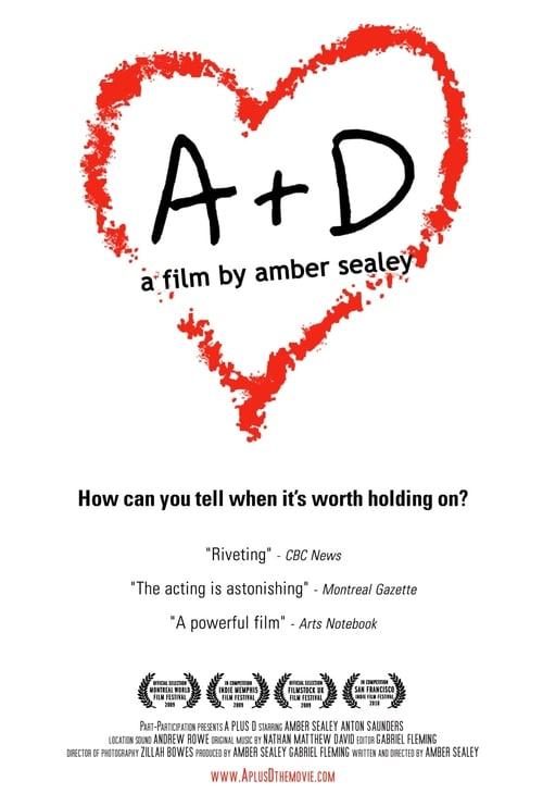 A Plus D poster