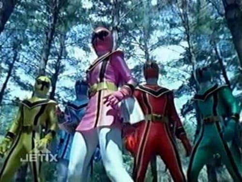 Power Rangers: Mystic Force – Episod Inner Strength