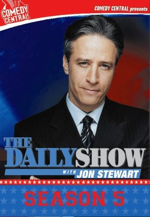 Watch The Daily Show with Trevor Noah Season 5 in English Online Free