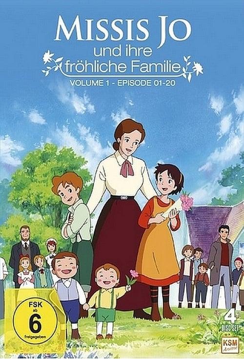Missis Jo und ihre fröhliche Familie - Drama / 1993 / 1 Staffel