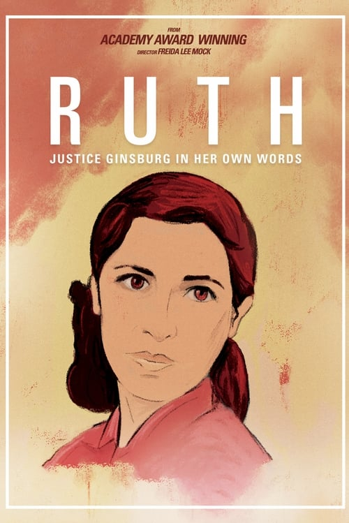 RUTH - Justice Ginsburg in her own Words (2019) Poster