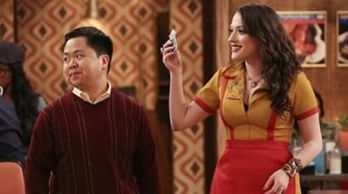 2 Broke Girls: Season 2 – Episod And the Window of Opportunity