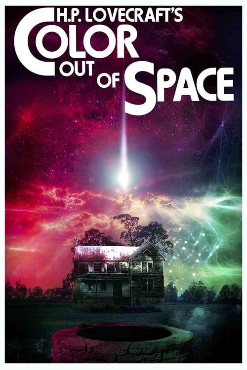 Vidéo Color Out of Space Plein Écran Doublé Gratuit en Ligne ULTRA HD