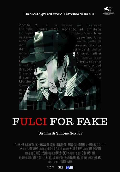 Assistir Fulci for Fake Com Legendas On-Line