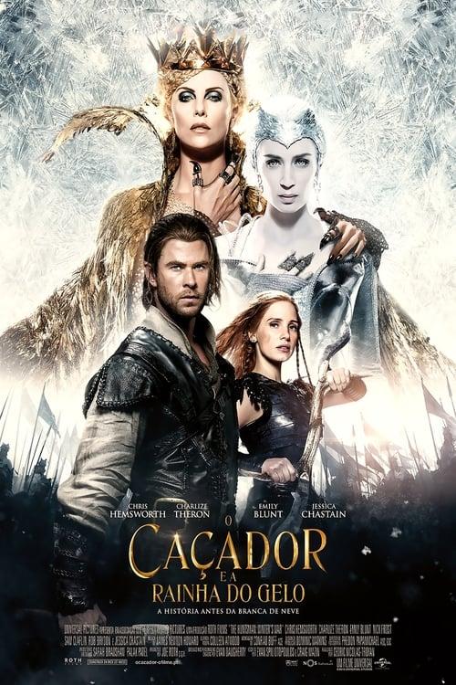 Assistir O Caçador e a Rainha do Gelo - Versão Estendida HD 720p Dublado Online Grátis HD