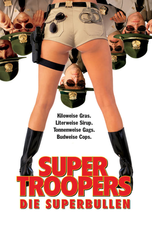 Super Troopers - Die Superbullen - Poster