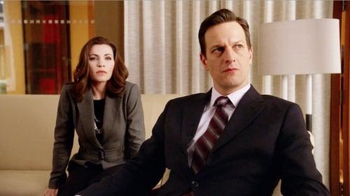 The Good Wife - Season 1 - Episode 9: threesome