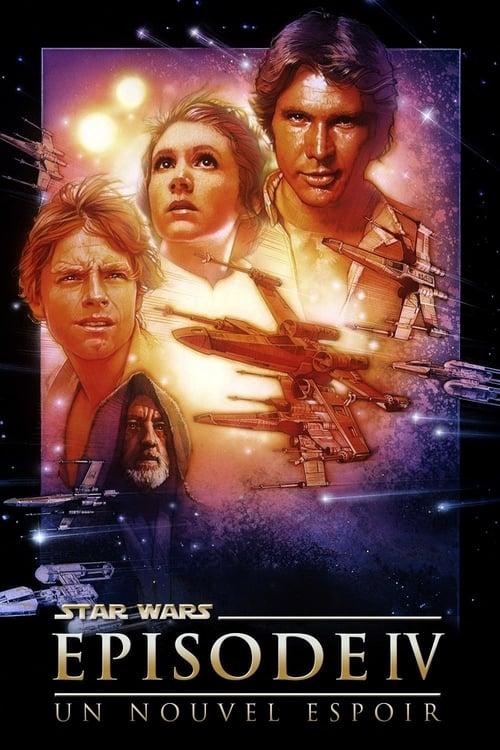 Star Wars, épisode IV : un nouvel espoir