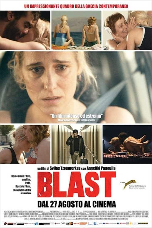 The poster of A Blast