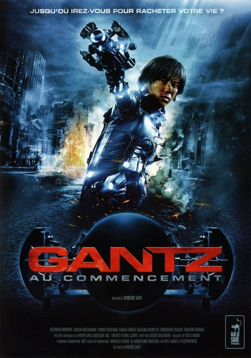 [1080p] Gantz Au commencement (2010) streaming fr