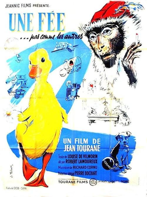Voir Une fée ... pas comme les autres (1956) streaming fr