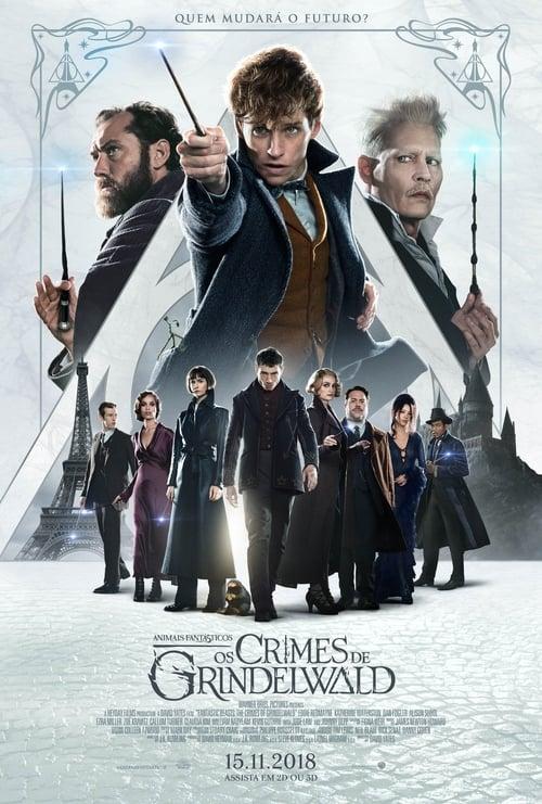 Assistir Animais Fantásticos: Os Crimes de Grindelwald 2018 - HD 1080p Dublado Online Grátis HD