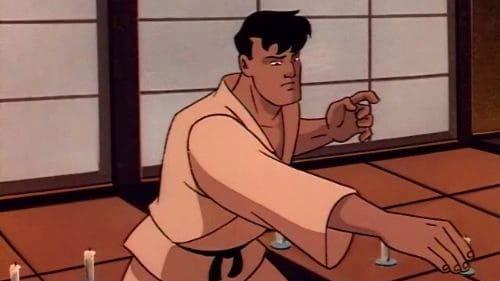 Batman: The Animated Series - Season 1 - Episode 28: Night of the Ninja