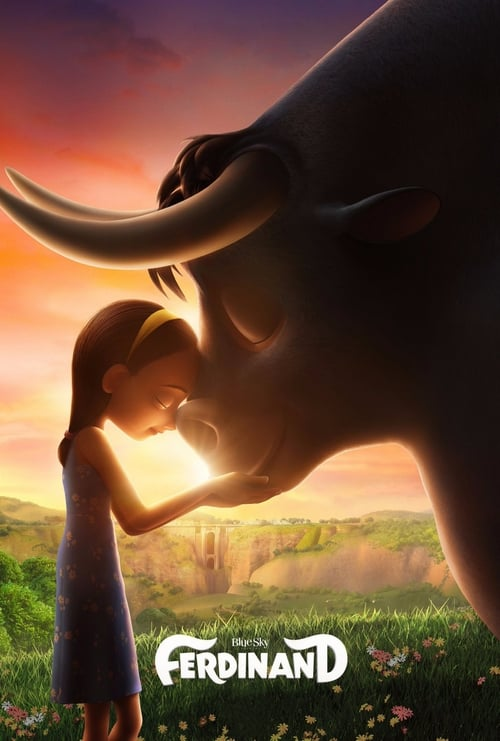 Ferdinand 3D Movie Poster