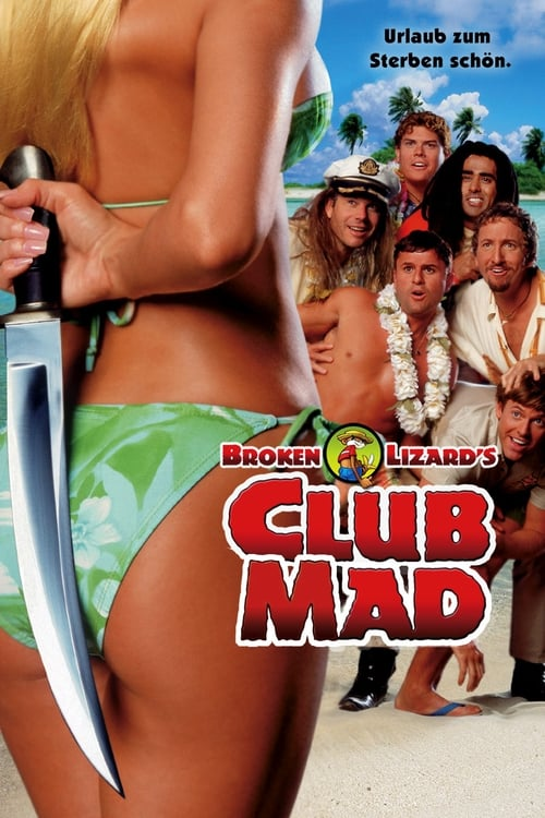Streaming Club Dread (2004) Movie Free Online